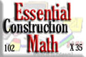 102 Essential Construction Math