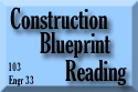 103 construction blueprint reading