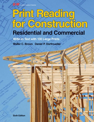 Textbook information construction classes online engr 33 print reading for construction malvernweather Choice Image