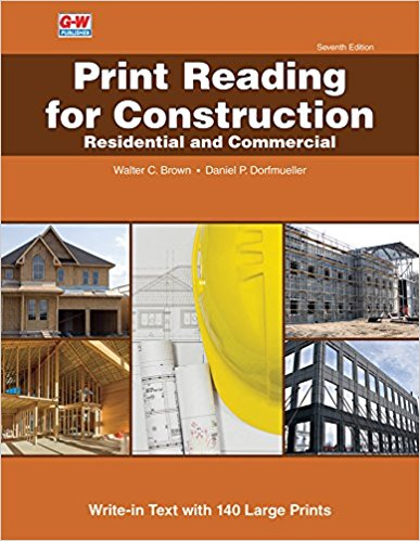 Textbook information construction classes online engr 33 print reading for construction 7th edition malvernweather Gallery